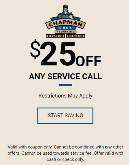 $25 Off Any Service Call